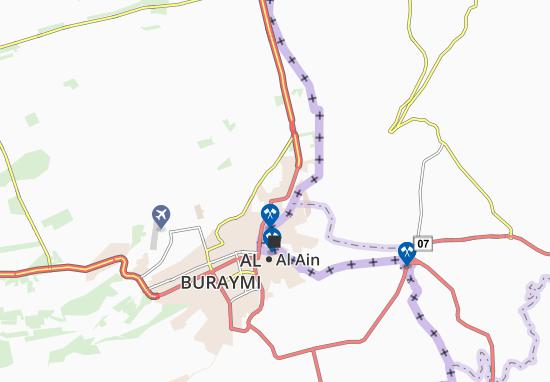 Al Eidan Al Khodr Map