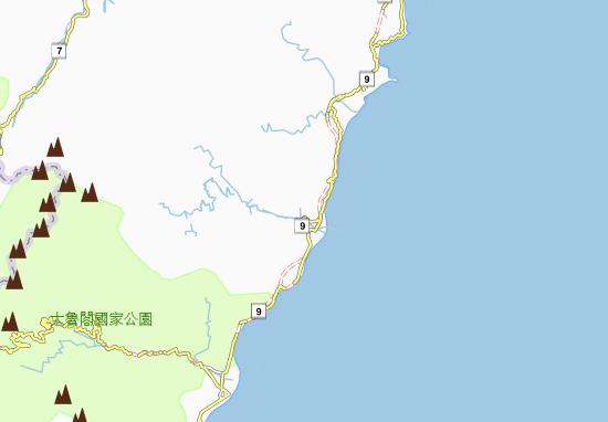 Aohua Map
