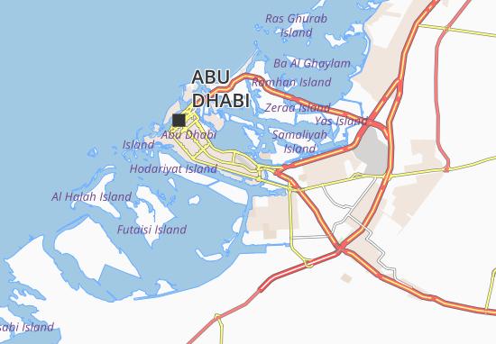 Carte-Plan Al Madina Al Riyadiya 27