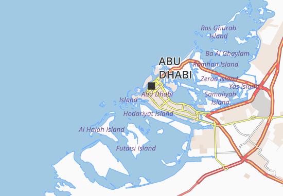 Carte-Plan Al Khubeirah 92