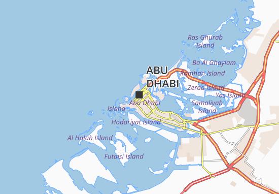 Al Hosn 13 Map