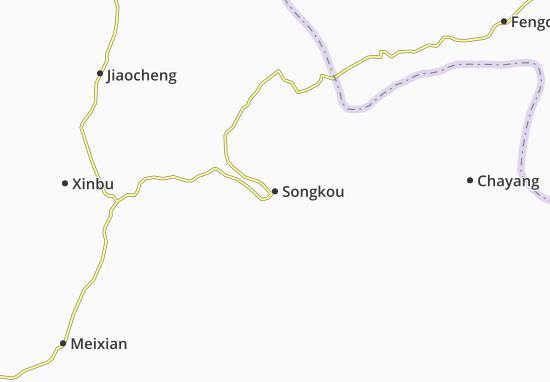 Mapas-Planos Songkou