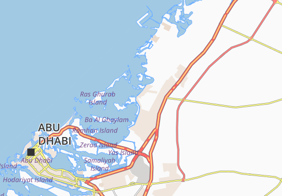 Al Bahiya Map