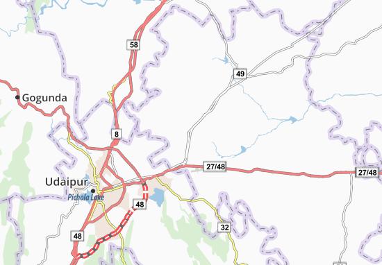 Carte-Plan Naramagra