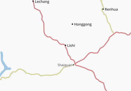 Mapa Lishi