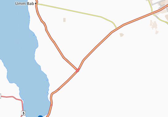 Carte-Plan Al Wosail