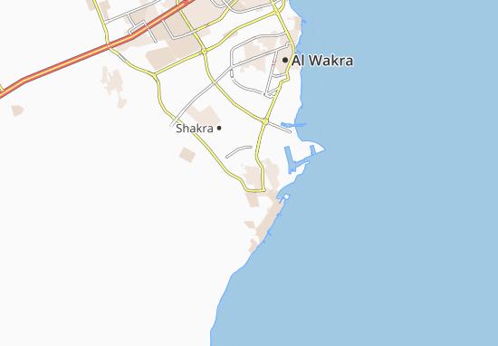 Mesaieed Map