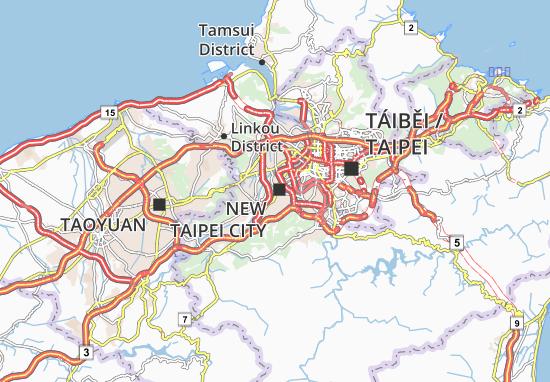 Mappe-Piantine Banciao