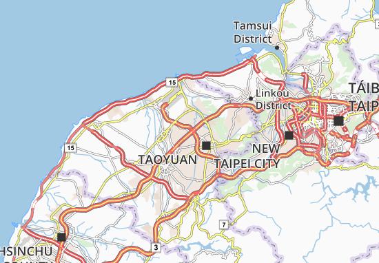 Mapas-Planos Bagupowei