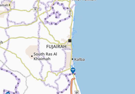 Mapa Plano Airport