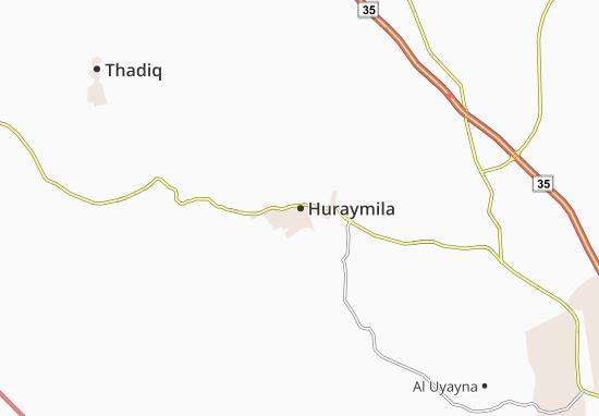 Mapas-Planos Huraymila