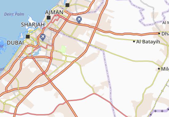 Carte-Plan Al Awir First