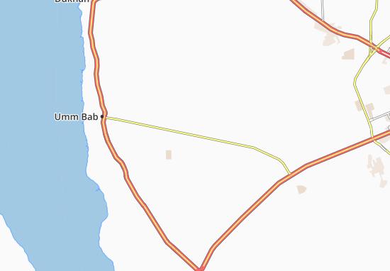 Carte-Plan Al Shabhana