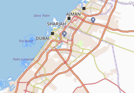 Carte-Plan Al Khairan Second
