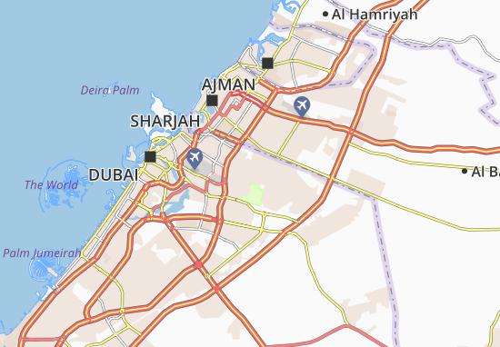 Carte-Plan Al Mizhar First