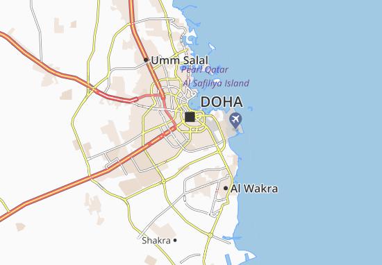 Carte-Plan Al Rawdha Complex