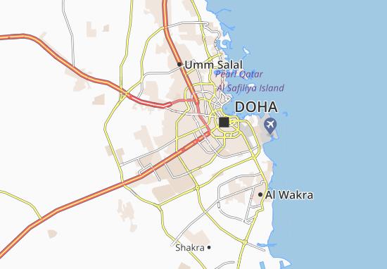 Carte-Plan Al Zuhoor Complex-2