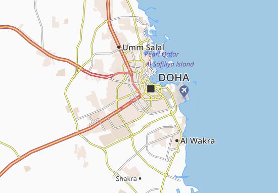 Jassim Bin Khalid Villa Compound Map