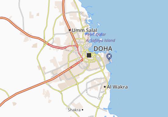 Carte-Plan Al Rawdha Residence