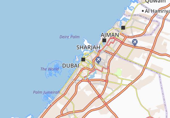 Mapa Plano Al Buteen