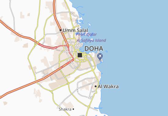 Najma Map