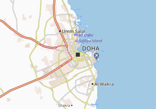 Mapas-Planos Doha