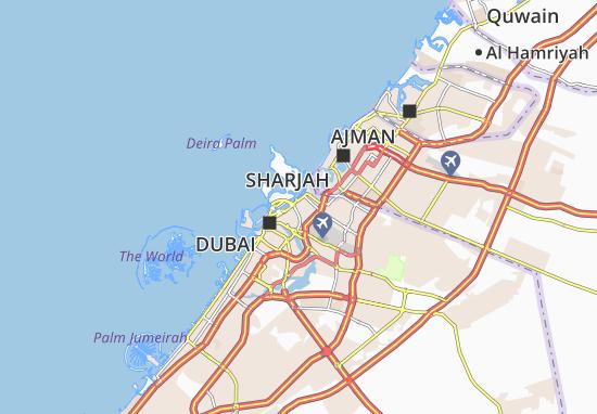 Mapas-Planos Abu Hail