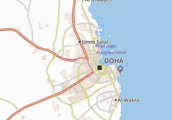 Mappe-Piantine Mohammed Bin Khaled Complex