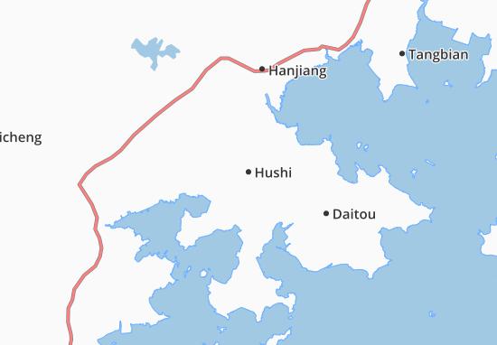 Mappe-Piantine Hushi