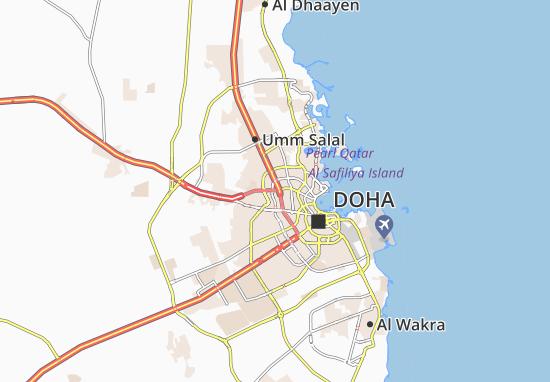 Amira Gardens Map