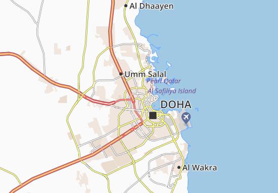 Carte-Plan Al Maleki Gardens