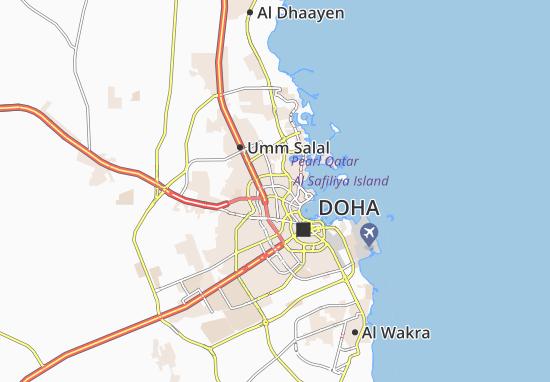 Carte-Plan Al Tadamon Compound