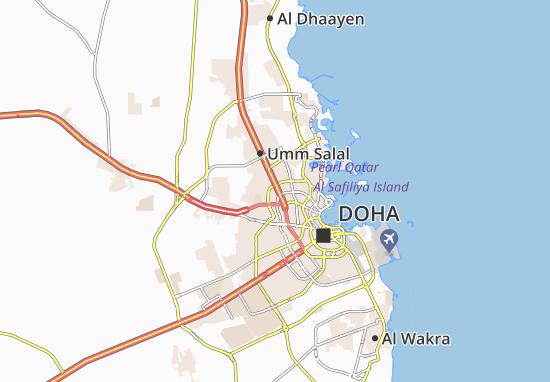 Mapas-Planos Bin Nasser Gardens-3