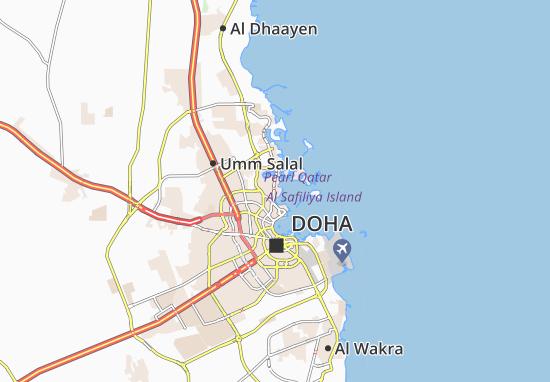 Carte-Plan Al Dafna 61