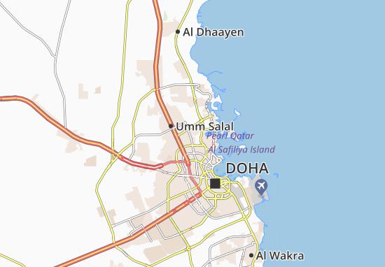 Jelaiah Map