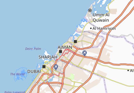 Mapas-Planos Al Hazana