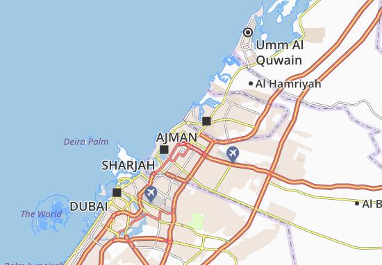 Carte-Plan Al Ghaphia