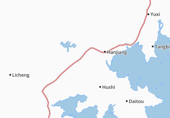 Mapas-Planos Putian