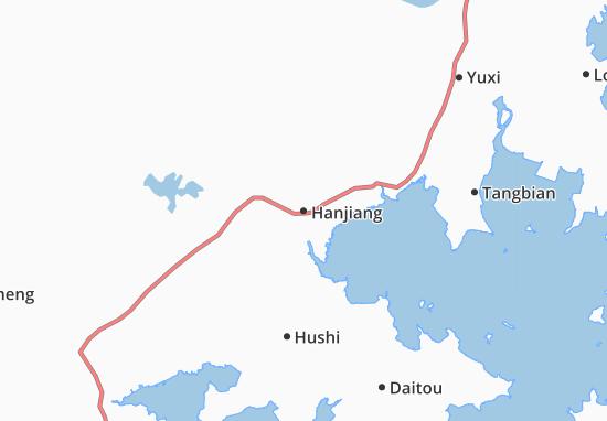 Mappe-Piantine Hanjiang