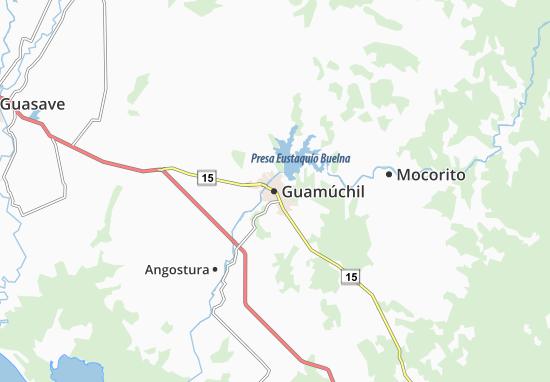 Carte-Plan Guamúchil