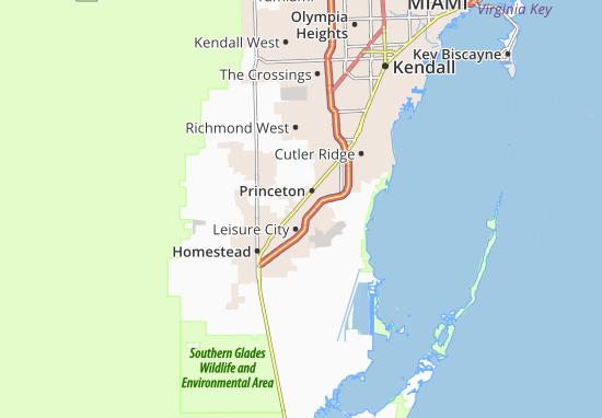 Naranja Map