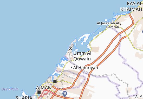 Mapas-Planos Al Dar Al Baida Area-B