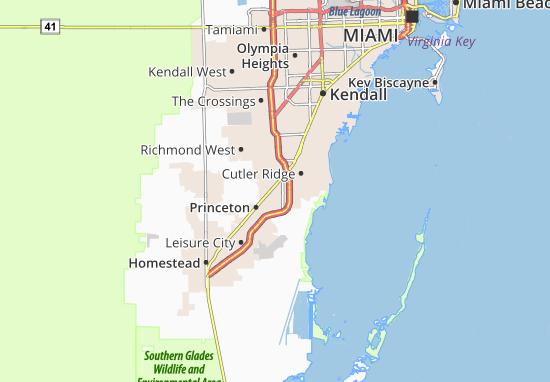 Mapas-Planos Goulds