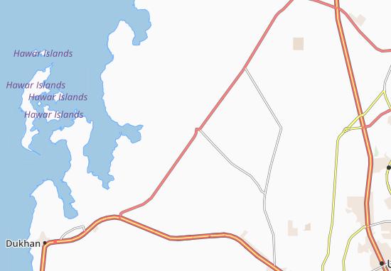 Lijmailiya Al Shahwan Map