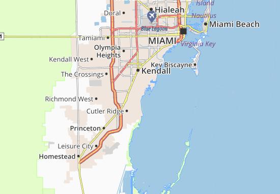 Cutler Map