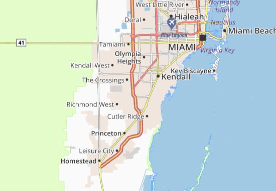 Richmond Heights Map