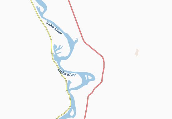 Khandu Map