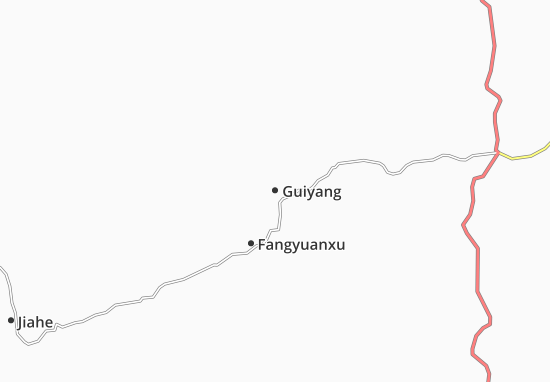 Guiyang Map