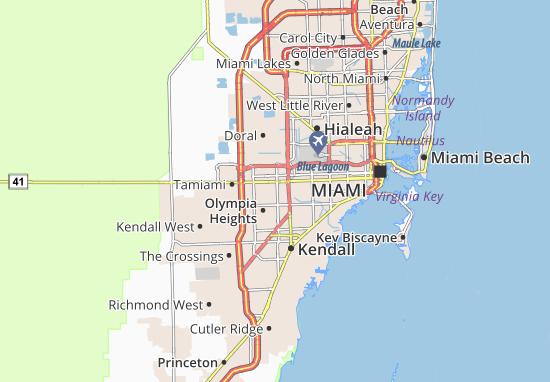 Westchester Map