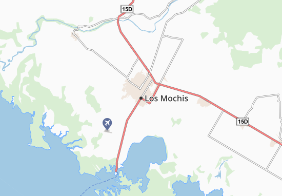 Los Mochis Map: Detailed maps for the city of Los Mochis ... on badiraguato map, tabasco map, mexico map, zacatecas map, pitiquito map, tamaulipas map, durango map, fuerte river map, zambezia map, morelos map, hidalgo map, aguascalientes map, nueva esparta map, nayarit map, culiacan map, tlaxcala map, michoacan map, guanajuato map, jalisco map, norte map,